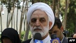 غلامحسین محسنی اژهای، سخنگوی قوه قضاییه