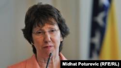 Еуропа Одағының сыртқы істер министрі Кэтрин Эштон.