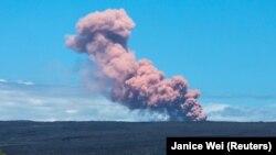 Dim iz vulkana, Kilauea