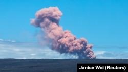 Vullkani Kilauea, Havai