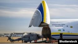 Український Ан-225 «Мрія», архівне фото
