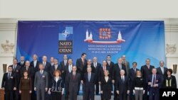 Министры обороны стран-членов НАТО на встрече в Кракове
