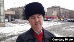 Журналист Өмір Есқали. Петропавл, 21 наурыз 2014 жыл.