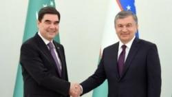 Berdimuhamedow Özbegistana gyssagly kömek teklip edýär, hökümetçi neşirler tebigy hadysa baradaky maglumatlaryny öçürýär