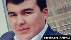 Хитойда ҳибсга олинган 29 яшар Довудбек Обидов