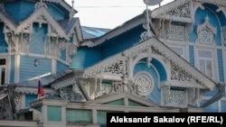 Усадьба купца Голованова, 1904 года постройки (ныне: российско-германский дом)