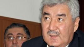 Kazakh opposition leader Amirzhan Kosanov
