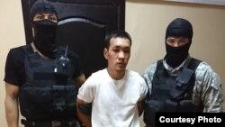 Арман Кудайбергенов, второй подозреваемый в убийстве Дениса Тена, задержан.