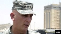 U.S. General Ray Odierno said that if given approval to deploy tripartite forces in disputed areas, most of the work would be carried out by Iraqi troops and Kurdish peshmerga fighters. U.S. troops would largely play a supervisory role.