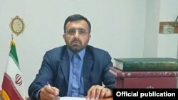 Rahim Rostami, government investigator in Amol, Mazandaran Province,