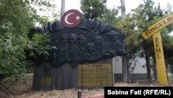 Monument dedicat minerilor la Zonguldak, Turcia 2016