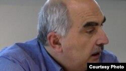Директор грузинської редакції Радіо Свобод Давид Какабадзе