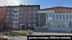 Проспект Красных Партизан в Усолье-Сибирское