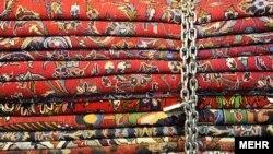 Иранские ковры. Иллюстративное фото.
