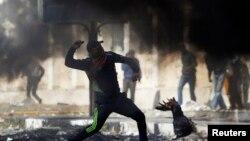 Pamje nga trazirat në Port Said