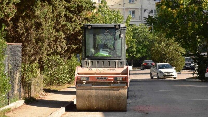 Симферополь: власти продлили перекрытие Аэрофлотского переулка до середины декабря