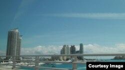 """Пляжи и набережные Майами - любимое место отдыха высокопоставленных венесуэльских """"революционеров"""""""