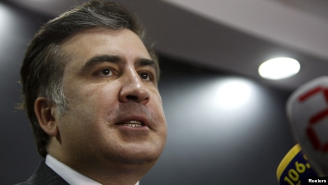 Georgian President Mikheil Saakashvili's final terms ends later this year.