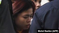 26-річна громадянка Індонезії Сіті Айсья була звільнена в залі суду 11 березня