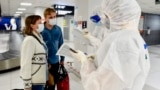 Bashkortstan -- Ufa airport, coronavirus, COVID-19, 6May2020