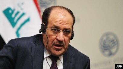 maliki accuses saudi arabia of being