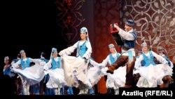 Татарстанның җыр һәм бию ансамбле