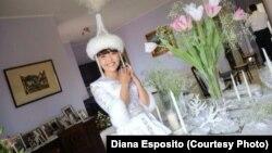 Диана Эспозито.