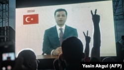 Selahattin Demirtaş 2016-cı ilin seçki kampaniyasında