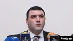 Военный прокурор Геворк Костанян