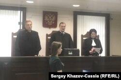 Коллегия Верховного суда: председательствующий Дмитрий Сабуров, судьи Ирина Кочина и Дмитрий Таратута