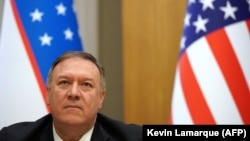 U.S. Secretary of State Mike Pompeo (file photo)
