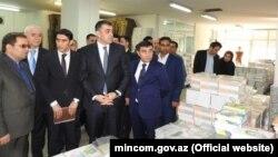Визит Рамина Гулузаде в Иран