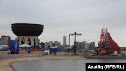 Підготовка до Чемпіонату світу з футболу в Казані (Росія)