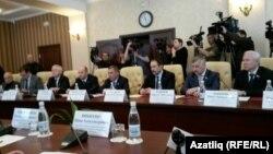 Татарстан делегациясе
