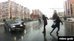 Жол кырсыгы. Казань шаары. 18-март 2013