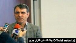 میرعلی اشرف عبدالله پوری حسینی، رئیس سازمان خصوصیسازی ایران