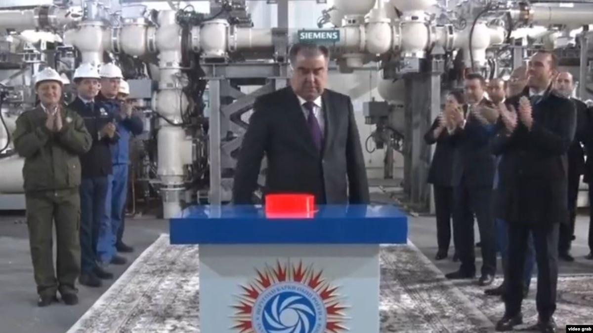 ВБ: Рогунская ГЭС может направить Таджикистан по пути устойчивого роста