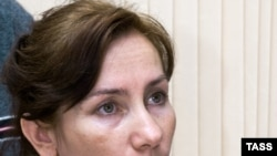 Наталя Эстемирова