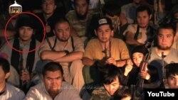 Suriyada Orta Asiyalı cihadçılar