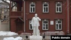 Казандагы Ленин музееның элекке күренеше