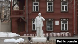 Қазан қаласындағы Лениннің музей-үйі.