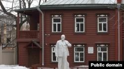 Казанда Ленин музей-йорты