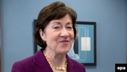 Moguć formalni zahtjev za svjedočenjem: Susan Collins
