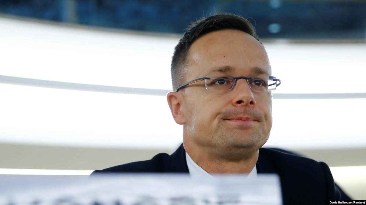 Венгрия будет блокировать членство Украины в НАТО через языковой закон – Сийярто