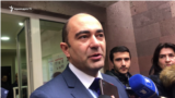Лидер партии «Просвещенная Армения» Эдмон Марукян, Ереван, 9 декабря 2018 г.