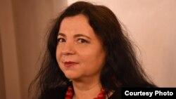 Ганна Кандрацюк. Фота Яанны Госьцік