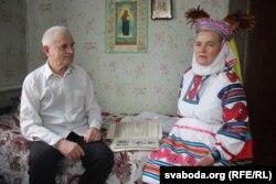 Пятро і Настасься Шапяцюк