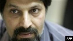 عمادالدین باقی رییس انجمن دفاع از حقوق زندانیان