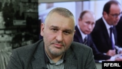 Russia -- Mark Feygin (Feigin), lawyer