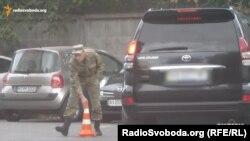 Працівник СБУ співробітника С.В.Кириленко пересувається на автівці, зареєстрованій на дружину